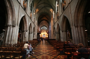 irish cathedral