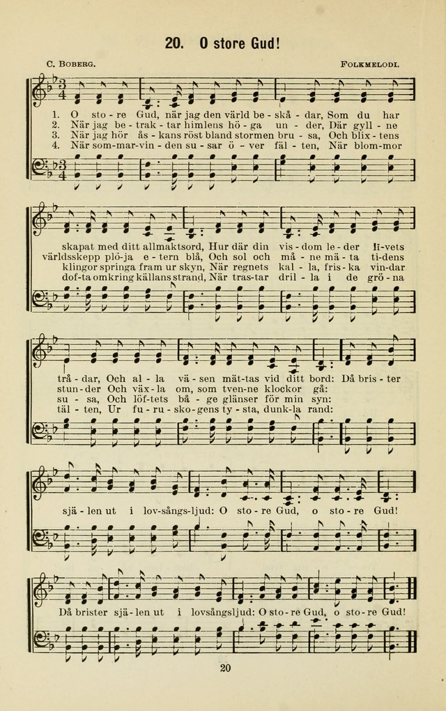 Sunday Hymns: How Great Thou Art – A Hymn Written By the Nations ...