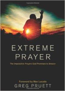 extreme prayer